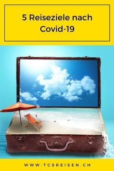 Wohin soll man nach den Vorschlägen von Covid-19? 5 nach Übersee reisen oder nicht zu weit weg von zu Hause! #tcsreisen #covid #travel #reisen #Urlaub Outre Mer, Destinations, Blog Voyage, Loin, Painting, Vacation, Travel, Far Away, Air Fresh