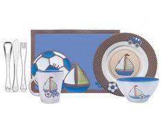 Kit Alimentação Infantil 7 Peças - Tramontina Le Petit