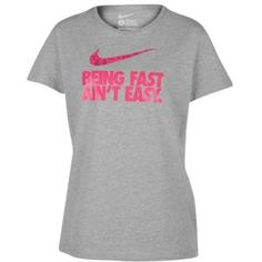 Nike Sport Graphic T-Shirt - Women's - For All Sports - Clothing - Black/White/Blue