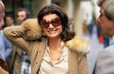 Jackie Onassis, Town & Country October 2012 -- Photograph by Condé Nast Archive/Corbis