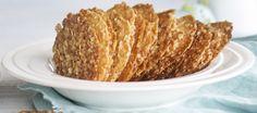 Kauralastut, gluteeniton Gluten Free Cookie Recipes, Gluten Free Cookies, Low Carb Recipes, Candy Cookies, No Bake Cookies, Cordon Bleu, Banana Split, Good Food, Food And Drink