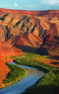 San Juan River Valley, Colorado