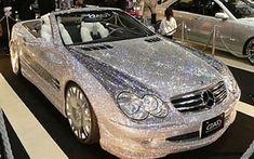 just a car made of diamonds, NO BIG DEAL