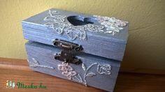 Szeretet dobozka - esküvői pénzátadó doboz (Csipkelodo) - Meska.hu