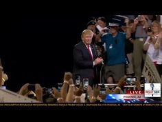 Full Event: Donald Trump Holds HUGE Rally in Phoenix, AZ (6-18-16)