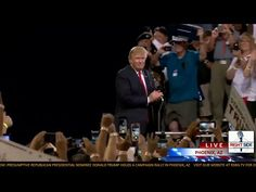 Full Event: Donald Trump Holds HUGE Rally in Phoenix, AZ (6-18-16) - YouTube
