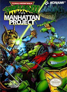TMNT Manhattan Project