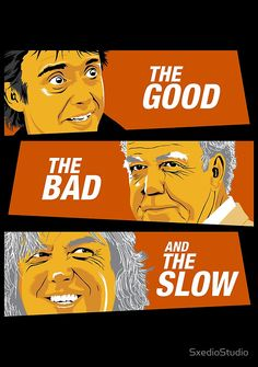 The Good the Bad and the Slow