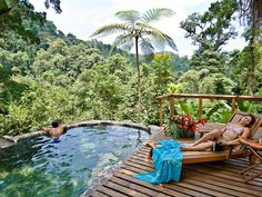 Costa Rica Pacuare Lodge