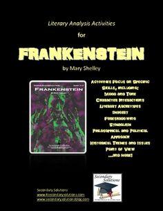 Frankenstein Summary