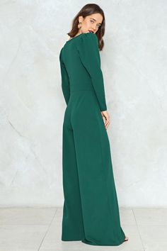 The Jump Off Wide-Leg Jumpsuit