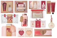 Zoella Beauty Christmas Collection 2016, Gift Sets, Ginger Bread, Superdrug…