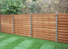 make.cheap.garden fence panels - Google Search