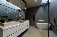 The Block Glasshouse 2014 Chris And Jenna Perfect Bathroom | POPSUGAR Celebrity Australia