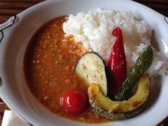 瀬戸内野菜のキーマカレー