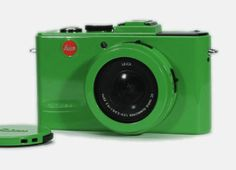 Whaaaa—Leica D-Lux is color customizable. We're green with envy... #ilovephotojojo