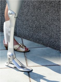prosthetic limbs image | Designer Prosthetic Limb may give Amputees a Unique Expression of ...