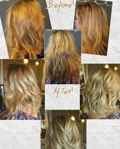 What an amazing #transformation going lighter with some blonde highlights! #cabellossalon #cabellostally #tally #tallahassee #salon #spa #hair #before #after #redken #color #highlights #stylist #curls #blonde #love #beauty #beautiful @behindthechair_com @modernsalon @redkenofficial @redken5thave