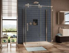 Nowadays the tendency in bathrooms is showers enclosed by delta shower doors instead of curtains. To take advantage of any space and enjoyment, it is necessary to take into account the advantages and disadvantages of this alternative. While it is true that the famous plastic curtains have not...