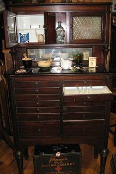 Vintage | Dental Cabinet