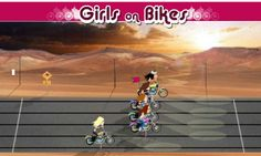 Bike Games For Girls To Play Play Girls Bike Racing Game