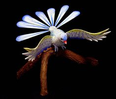 Dove by Tribus Mixe CooperativeWood CarvingsMore Pins Like This At FOSTERGINGER @ Pinterest