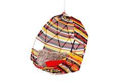 Tropicalia Cocoon Swing by Moroso
