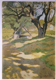 Ivan Bilibine, watercolors....... Ohlalalala c'est beau.
