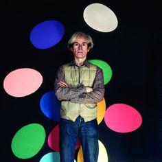 Amendola e Andy Warhol da New York alle Stelline di Milano