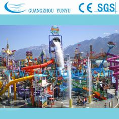 Water Amusement Parks | Hawaii Water Park (YYSW-A3) - China Water House,Theme Park