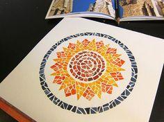 Gaudi Inspired Circle 1