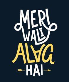 Alishna khan ♥♥ohooo is part of Swag quotes - Funky Quotes, Swag Quotes, Love Quotes, Bff Quotes, Desi Quotes, Hindi Quotes, Jokes In Hindi, Swag Words, Friend Jokes