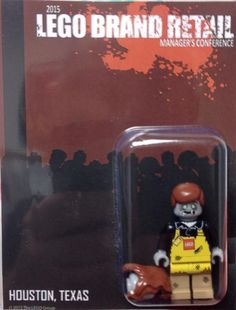 2015 LEGO Brand Retail Managers Conference Exclusive Minifigure