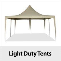 Our light duty party tents feature a high peak roof. This creates an elegant look which makes the party tent suitable for weddings and other formal occasions. Some of the tents we offer have sidewalls so you can keep your outdoor event private. Party Tents For Sale, Tent Sale, Wedding Canopy, Outdoor Events, Gazebo, Weddings, Elegant, Formal, Classy