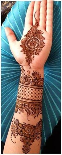 Indian Mehndi New Designs 2014-2015 | Mehndi Design Collection