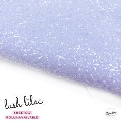 Only per glitter fabric sheet- sold in or rolls, glitter can be used for bowmaking diecutting. Unique Hair Bows, Mini Rolls, Making Hair Bows, Glitter Fabric, Wool Felt, Lush, Lilac, Craft Supplies, Range