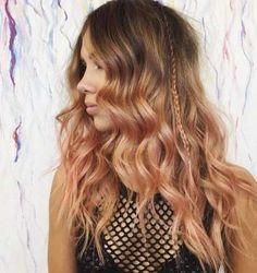 Blorange: La nueva tendencia de color de pelo [FOTOS] | Ellahoy