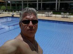 Calor combina com piscina!
