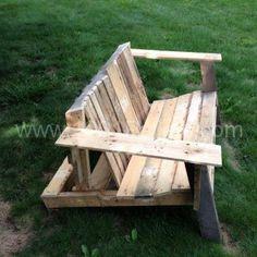 Muskoka / Adirondack chair
