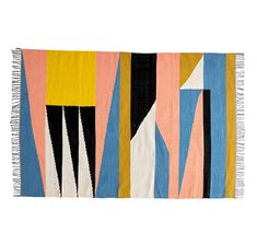 Tapis colorés Tapis Desert mural ​(The Land of Nod)