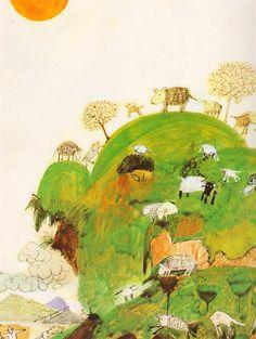 John Burningham «Seasons»