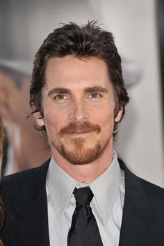 Christian Bale, MANY more Oscar's to come for this man.