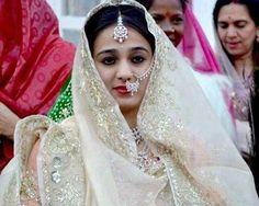 Indian Princess Mrigesha Kumari of Rajkot (Gujarat)