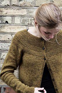 Ravelry: Anker's Cardigan - My Size pattern by PetiteKnit