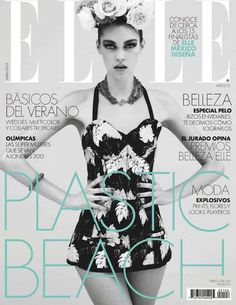 Gara Noel | Gorka Postigo #photography | Elle Mexico June 2012