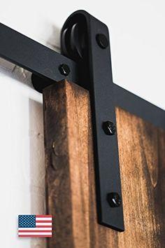 Artisan Hardware Classic Sliding Barn Door Hardware, 8-Fe... https://www.amazon.com/dp/B0147BE274/ref=cm_sw_r_pi_dp_x_Tqf.ybRXEFDAC