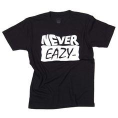 Chronic youth never Eazy tee