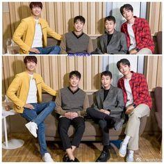 Bellos  😍 #KwangHee #LeeJoon  #YoonDooJoon #YongHwa Yoon Doo Joon, Lee Joon