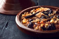 Try Vegetable tagine with prunes by FOOBY now. Or discover other delicious recipes from our category Vegan.