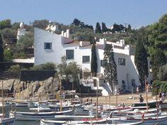 Salvador Dali house in Port Lligat, Cadaques  --  Costa Brava